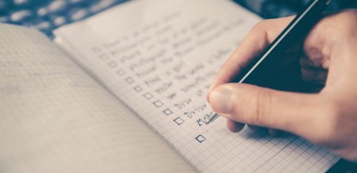 Outsourcer Checklist
