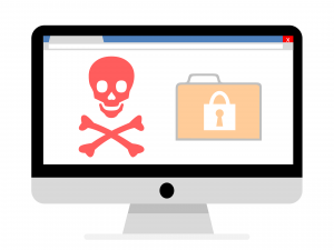 ransomware virus and malware protection
